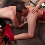 Hot For Transsexuals #04 presents Casey Kisses & Chad Diamond