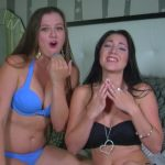 Humiliatrix presents Princess Beckys BFF Bella Busts Out Laughing at Your Little Pecker