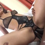 LegalPorno presents Lola Shine & Kessie Shy – battle between two whores & black bulls Part 2 IV090 – 04.08.2017
