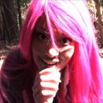 ManyVids Webcams Video presents Girl OhaiNaomi in HD Mokas Ride in the Woods