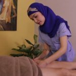 MeanMassage presents Jericha Jem in Arabian Hijab Handjob