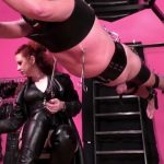 Mistress Lady Renee in Suspended and forced