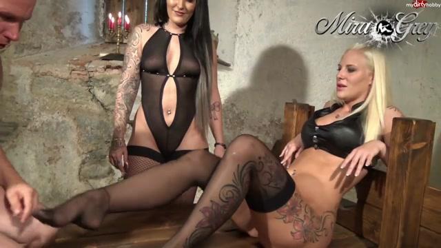 Watch Online Porn – MyDirtyHobby presents Mira-Grey in Zwangsentsamung – Wir bestimmen wann du spritzt – Forced sucking – We determine when you squirt! (MP4, HD, 1280×720)