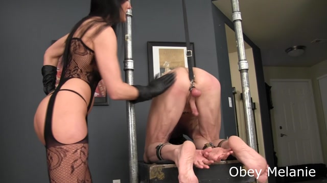 Watch Online Porn – Obey Melanie in These balls are for Busting (MP4, FullHD, 1920×1080)