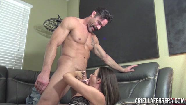 Watch Online Porn – Pornstarplatinum presents Ariella Ferrera in Casting Couch Coochie – 12.08.2017 (MP4, SD, 720×406)