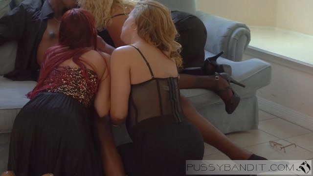 Watch Online Porn – PussyBandit presents 3 heads are better than one (MP4, FullHD, 1920×1080)