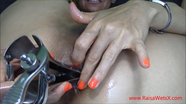 Watch Online Porn – RaisaWetsX in SPECULUM ASSPLAY (MP4, FullHD, 1920×1080)