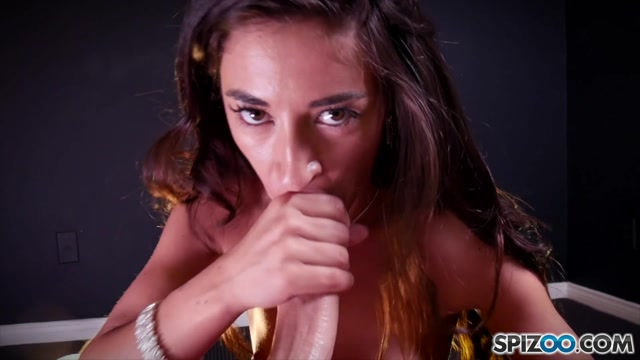 Watch Online Porn – Spizoo presents Cameron Canela in Blowjob POV – 05.08.2017 (MP4, FullHD, 1920×1080)