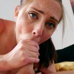 Spizoo presents Nickey Huntsman in Personal Blowjob – 25.08.2017