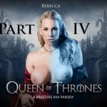 Brazzers – ZZSeries presents Ella Hughes & Rebecca Moore in Queen Of Thrones: Part 4 (A XXX Parody) – 19.08.2017