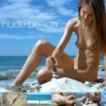 Hegre presents Cindy in Nude Beach – 01.08.2017