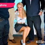 Killergram presents Tara Spades in hot milf gangbang – 25.08.2017
