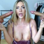 MyDirtyHobby presents EmmaLovegood in Throat to glory game of throats 2