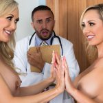 Brazzers – PornstarsLikeItBig presents Brandi Love & Brett Rossi in The Second Cumming: Part 2 – 12.08.2017