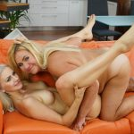 21Sextreme – OldYoungLesbianLove presents Katy Sky, Pam Pink in Big Granny Titties for Katy – 18.09.2017