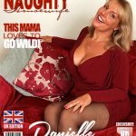 Mature.nl presents Danielle (EU) (46) in horny housewife showing off her big tits – 21.09.2017