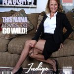 Mature.nl presents Indigo (47) in American housewife fingering herself – 28.09.2017