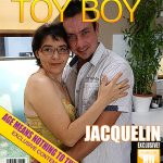 Mature.nl presents Jacquelin (46) in Horny housewife fucking and sucking – 28.09.2017