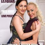 Mature.nl presents Polina (25), Yelena Vera (46) in hot housewives fooling around – 07.09.2017