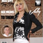 Mature.nl presents Vicky (46) in horny housewife doing her toyboy – 06.09.2017