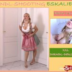 MyDirtyHobby presents Fitness-Maus – Dirndl-Shooting eskaliert – Fotograf entsamt – DIRNDL shoot ESCALED! Photographed