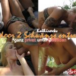 MyDirtyHobby presents KathiRocks – Outdoor 2 Schwanze entsaftet- Gganz privat unter Freunden – Outdoor 2 cocks juiced Completely private among friends