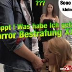 MyDirtyHobby presents QueenParis – Ertappt – Was habe Ich getan – Horror Bestrafung XXL – Caught! What have I done Horror punishment XXL
