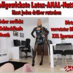 Mydirtyhobby presents Daynia – Vollgewichste Latex-Anal-Nutte als Fickfleisch benutzt – Vollgewichste Latex anal hooker used as Fickfleisch!