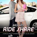 NaughtyAmerica – Virtual Reality Porn presents Porn stars: Jillian Janson , Dylan Snow in Naughty Ride Share – 29.09.2017