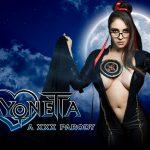 VRcosplayx presents Marta La Croft in Bayonetta A XXX Parody – 01.09.2017