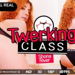 Virtualrealporn presents Shona River in Twerking Class – 18.09.2017