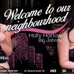 Virtualrealtrans presents Holly Harlow & Big Johnny in Welcome to Our Neighbourhood – 10.09.2017