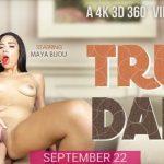 Vrbangers presents Alexa Grace, Maya Bijou in Truth Or Dare – 22.09.2017