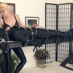 TeaseAndThankYou presents Mistress Helix in Having Established Dominance