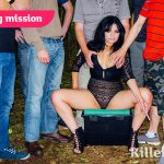 KillerGram presents Catalia Valentine in On a dogging mission – 15.09.2017