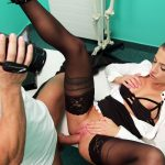 FakeHub – FakeHospital presents Silvia Dellai in Hot estate agent loves sucking cock – 20.09.2017