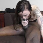 Clips4Sale – DickDrainers presents Chloe Carter in Savagely FORCING 11 Inches of ICE COLD BBC Down A Milky White Throat
