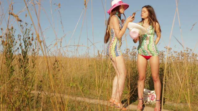Watch Online Porn – FameGirls presents AUDREY & ISABELLA VIDEO 020 (MP4, FullHD, 1920×1080)