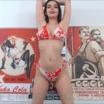 Jessica Starling in Your Evening Bikini Worship Mantra