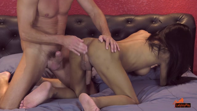 Watch Online Porn – LadyBoyPlay presents Donut in Donuts Hole (MP4, FullHD, 1920×1080)