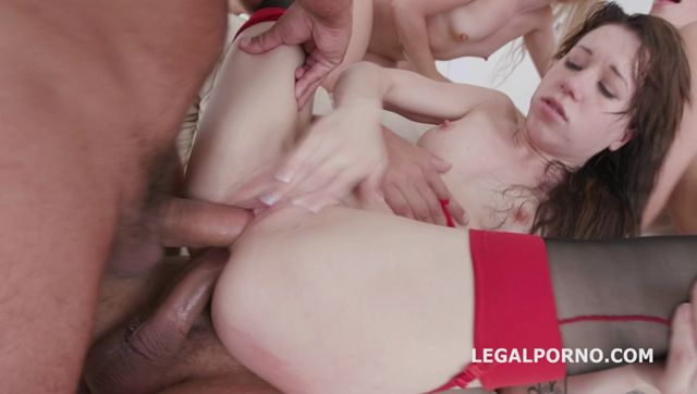 Watch Online Porn – LegalPorno presents Triple Barred With Selvaggia Monika Wild Anna Rey – Balls Deep Anal ATOGM Crempie To Mounth Squirt To Mouth GIO441 – 21.09.2017 (MP4, SD, 848×480)