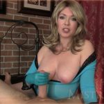 Mistress T in Step MILF Trains Sex Toy