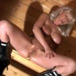 MyDirtyHobby presents Amateur-Blondie – Rein in den Arsch
