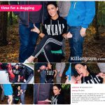 Killergram presents Ella Bella in time for a dogging – 29.09.2017
