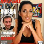Mature.nl presents Giorgia (37) in Horny housewife fucking and sucking – 07.10.2017