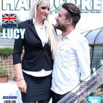 Mature.nl presents Lucy B. (EU) (31) in British horny housewife fucking and sucking – 03.10.2017
