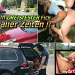 MyDirtyHobby presents Anni-Angel – Dreister als die Polizei erlaubt – Dreistern as the police allowed