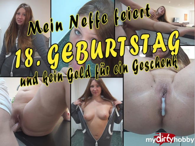 1_MyDirtyHobby_presents_CaroCream_-_Mein_Neffe_feiert_18._Geburtstag_-_Und_kein_Geld_fur_Geschenk_-_My_nephew_is_celebrating_18th_birthday_-_and_no_money_for_gift.jpg