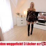 MyDirtyHobby presents Daynia – Schulden weggefickt – Am Zahltag sind alle Locher fallig – Debt fucked off! On payday all holes are due!