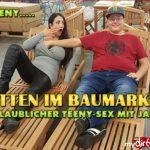 MyDirtyHobby presents QueenParis – Mitten im Baumarkt – Unglaublicher Teeny-Sex mit Jan 18 – In the middle of the building market! Incredible teen sex with Jan 18